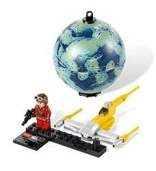 9674 Истребитель Набу и планета Набу (конструктор Lego Star Wars) фотография 1