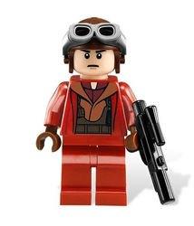 9674 Истребитель Набу и планета Набу (конструктор Lego Star Wars) фотография 4