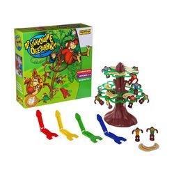 Фото Настольная семейная игра Прыгающие обезьянки (Ф51236)
