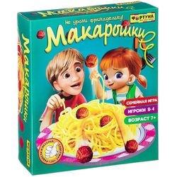 Фото Настольная семейная игра Макарошки (Ф85268)