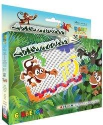 Фото Детская мозаика Джунгли Baby Mosaic (00-018)