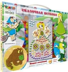 Фото Детская мозаика Сказочная история (00-043)