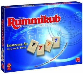 Фото Настольная игра Руммикуб (Rummikub) оригинальная  версия (2600)