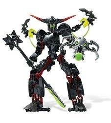 6203 Черный фантом (конструктор Lego Hero Factory) фотография 1