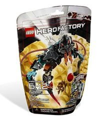 6228 Торнракс (конструктор Lego Hero Factory) фотография 2