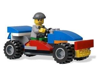 4636 Строительный набор Полиция (конструктор Lego System) фотография 6