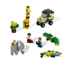 4637 Строительный набор Сафари (конструктор Lego System) фотография 1