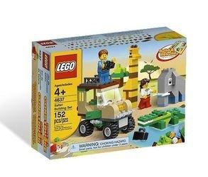 4637 Строительный набор Сафари (конструктор Lego System) фотография 2