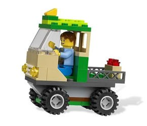 4637 Строительный набор Сафари (конструктор Lego System) фотография 6