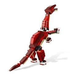 6914 Динозавр хищник (конструктор Lego Creator) фотография 4
