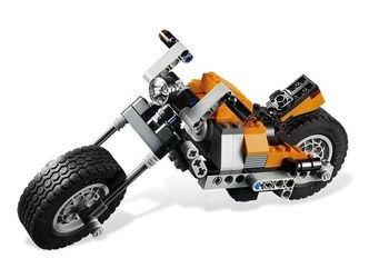 7291 Уличный мятеж (конструктор Lego Creator) фотография 4