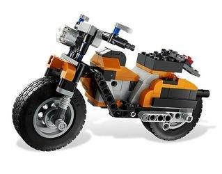 7291 Уличный мятеж (конструктор Lego Creator) фотография 5