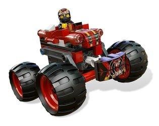 9092 Безумный демон (конструктор Lego Racers) фотография 1