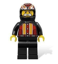 9092 Безумный демон (конструктор Lego Racers) фотография 4