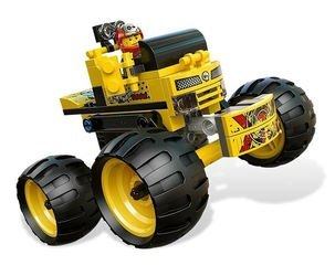 9093 Дробилка костей (конструктор Lego Racers) фотография 1