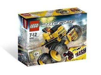9093 Дробилка костей (конструктор Lego Racers) фотография 2