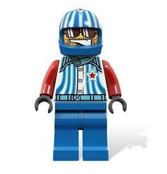 9094 Звёздный страйкер (конструктор Lego Racers) фотография 4