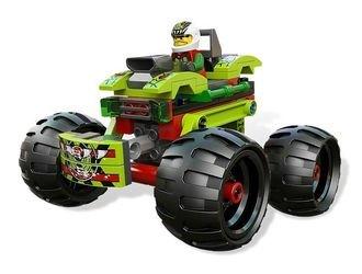 9095 Нитрохищник (конструктор Lego Racers) фотография 1