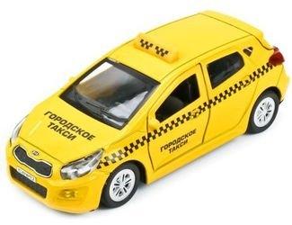 Фото Масштабная модель KIA CEED (Киа Сид) Такси (243672)