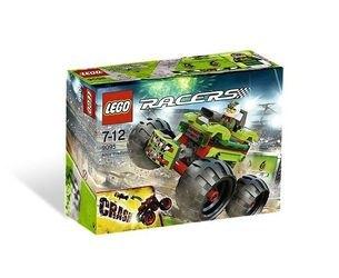 9095 Нитрохищник (конструктор Lego Racers) фотография 2