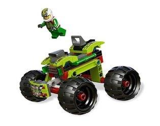 9095 Нитрохищник (конструктор Lego Racers) фотография 3