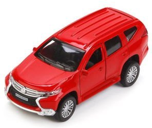 Фото Масштабная модель Митсубиси Паджеро Спорт (Mitsubishi Pajero Sport) (243676) 12 см