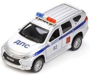 Фото Масштабная модель Митсубиси Паджеро Спорт (Mitsubishi Pajero Sport) Полиция (243677)