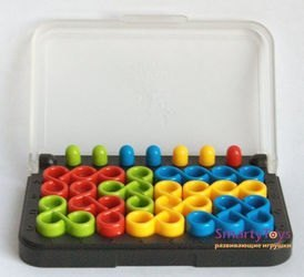 Логическая игра IQ-Твист фотография 4