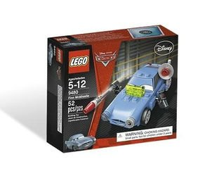 9480 Финн МакМисл (конструктор Lego Cars) фотография 2