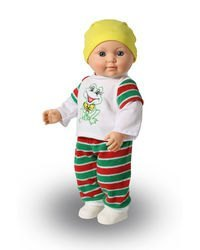 """Фото Кукла """"Пупс 4"""" мальчик 42 см (В2971)"""