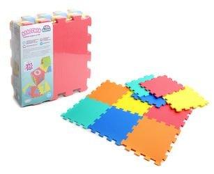 Фото Детский коврик-пазл разноцветный 10 деталей (IT102779)