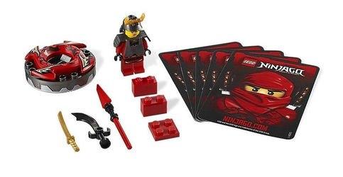 9566 Самурай Х (конструктор Lego Ninjago) фотография 1