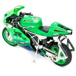 Металлическая модель Мотоцикл Суперспорт 11,5 см озвученная (244456) фотография 2