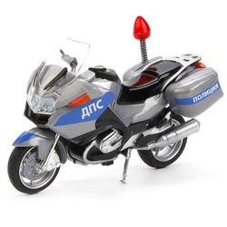 Фото Металлическая модель Мотоцикл ДПС 12,5 см озвученная, со светом (244510)