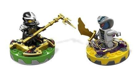9579 Набор для начинающих (конструктор Lego Ninjago) фотография 3