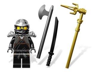 9579 Набор для начинающих (конструктор Lego Ninjago) фотография 5