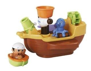 """Фото Игрушка для ванной """"Пиратский корабль"""""""