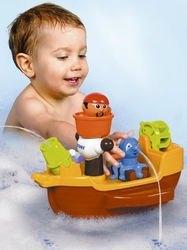 Игрушка для ванной Пиратский корабль фотография 2