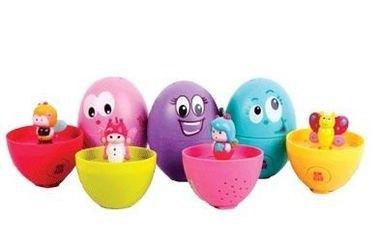 """Фото """"Мими и её друзья, угадай где"""" (развивающая интерактивная игрушка в яйце)"""
