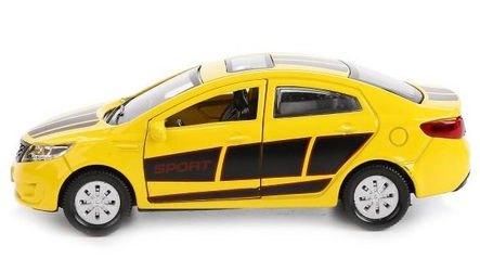 Фото Масштабная модель KIA RIO Спорт 12 см