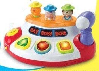 Фото Музыкальная игрушка Pop up Animals (3894Т)