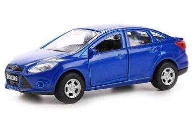 Фото Масштабная модель Форд Фокус Гражданская 12 см