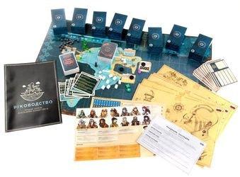 Настольная игра Пандемия: Наследие 2 (жёлтая коробка) фотография 2