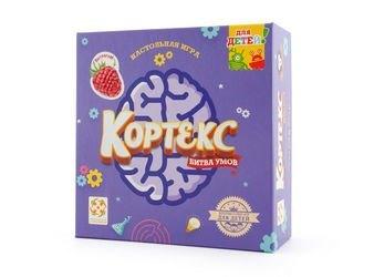 Фото Настольная игра Кортекс для детей