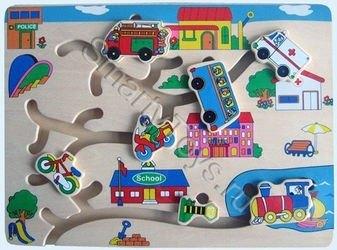 Лабиринт Транспорт фотография 2