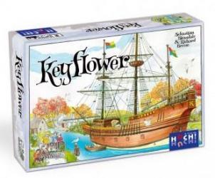 Фото Настольная игра Keyflower (английское издание + русские правила)