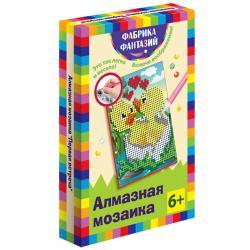 Фото Алмазная мозаика для детей Первая встреча 10х15 см (940-48539)