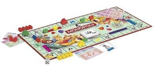 Настольная игра Монополия для детей фотография 2