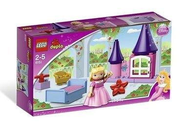 6151 В гостях у Спящей красавицы (конструктор Lego Duplo) фотография 2