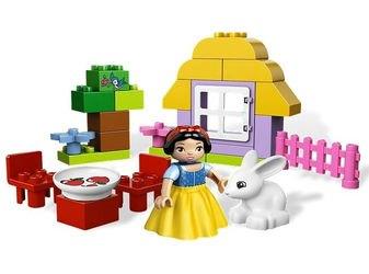 Фото 6152 Домик Белоснежки (конструктор Lego Duplo)